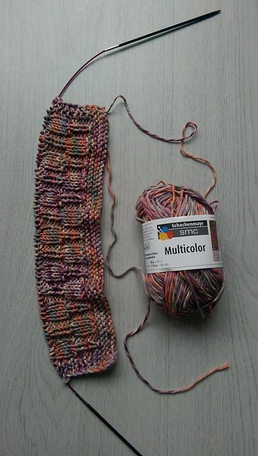 Ravelry: guroso's Goat Willow washcloth / dishcloth (Selje)