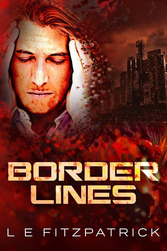 The Reacher World - Border Lines by L.E. Fitzpatrick