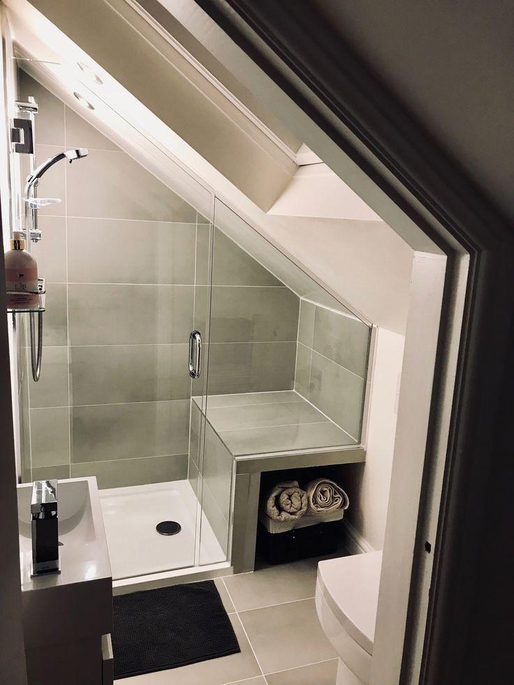 Kleines Loft Badezimmerumbau Kleines loft, Badezimmer