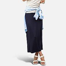 WOMEN Long Tube Skirt