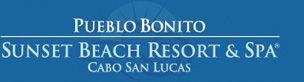 Pueblo Bonito Sunset Beach Resort Logo