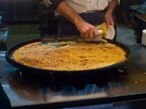 La Socca - Recette Niçoise - La Cuisine de Micheline