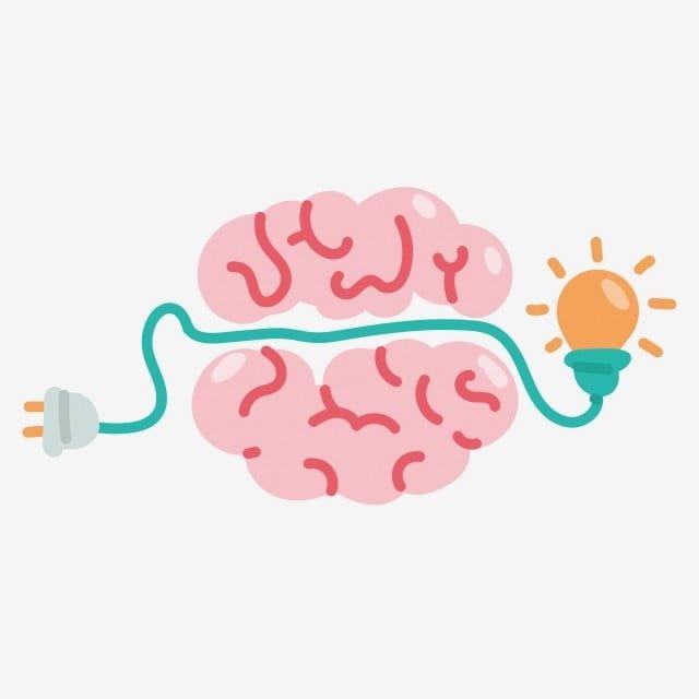 Cerebro Dos Desenhos Animados Clipart Do Cerebro Encantador Cerebro Bonito Imagem Png E Vetor Para Download Gratuito Cartoon Brain Brain Art Brain Png