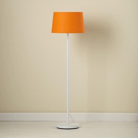 Popular Mix and Match Orange Floor Lamp Shade