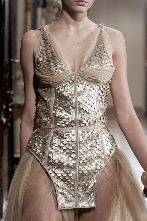 Daenerys Targaryen - Oscar Carvallo Haute Couture spring 2013