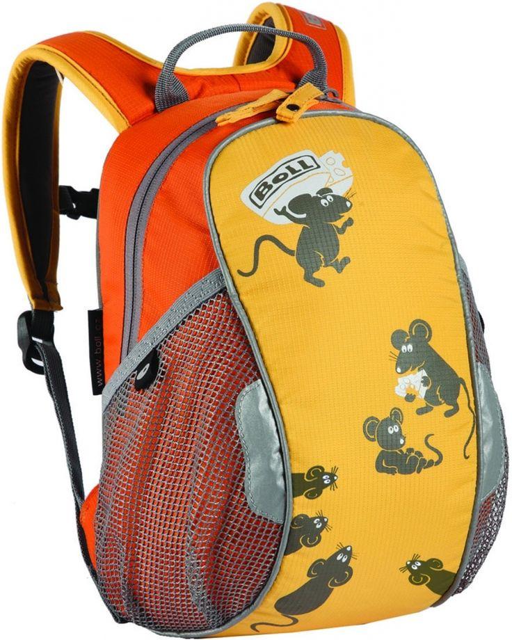 Boll batoh BUNNY 6l oranžový - 0