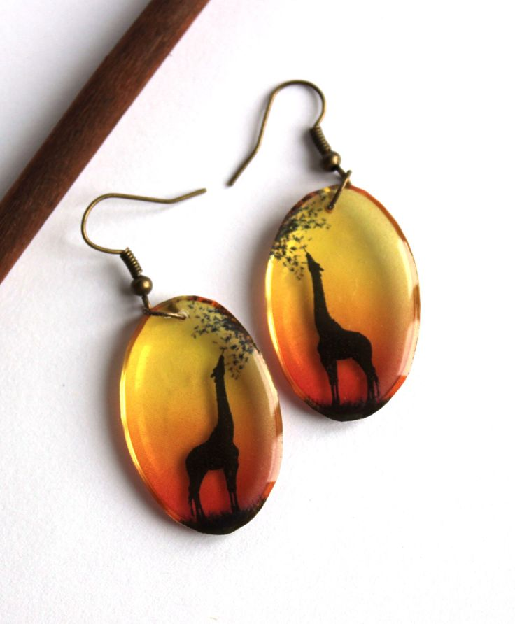 A personal favourite from my Etsy shop https://www.etsy.com/listing/236037446/transparent-earrings-african-earrings