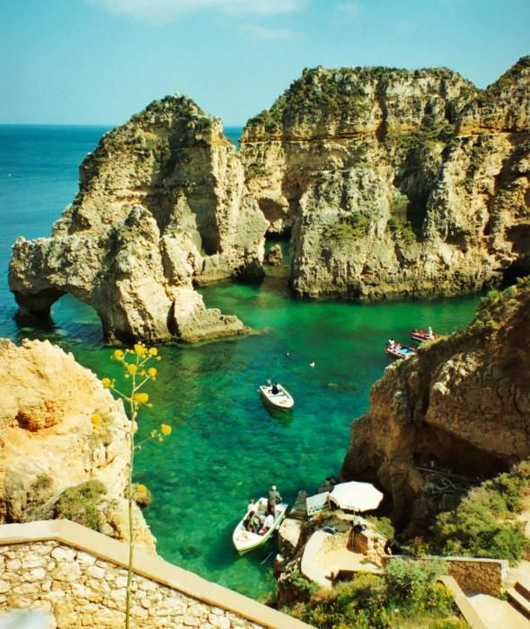 Algarve, Portugal, is a  famous holiday destination popular with those seeking bucket loads of sunshine  and award winning golden sandy beaches, families, sports enthusiasts, nature  lovers