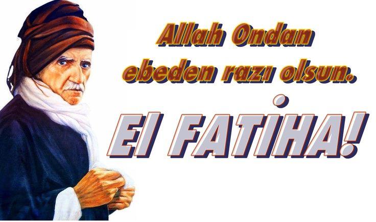 EL Fatiha!