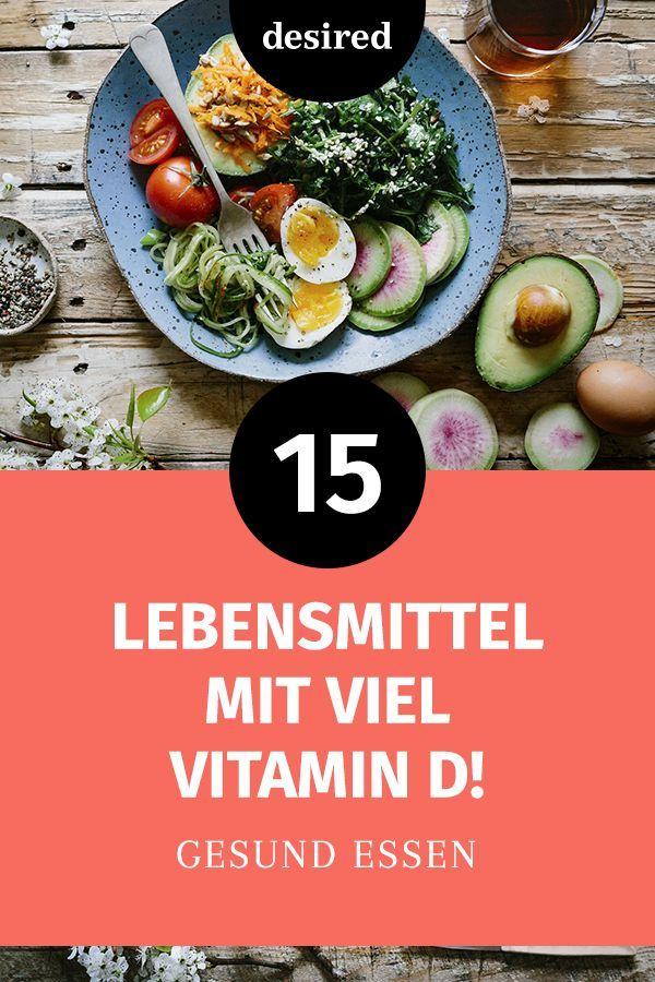 Lebensmittel Mit Vitamin D Zu Sich Zu Nehmen Ist Vor Allem In Den Monaten Ohne Sonne Wichtig Diese Gesunde Ernahrung Lebensmittel Vitamin D Gesunde Ernahrung