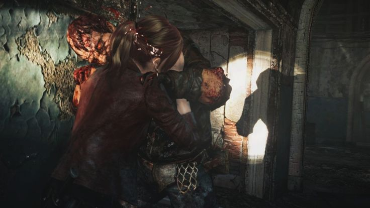 Expensive clothing line includes DLC costumes for Barry and Claire in Resident Evil Revelations 2