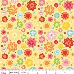 Lori Whitlock - Hello Sunshine - Petals in Yellow