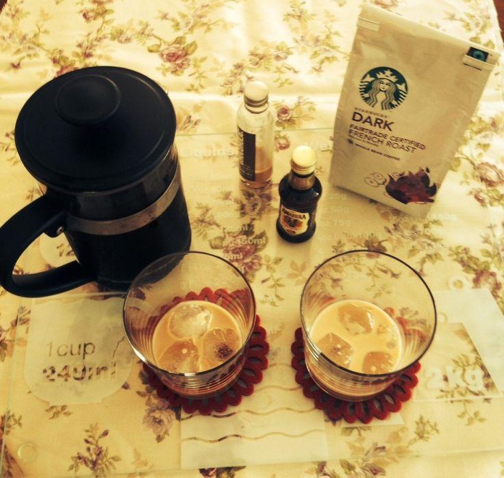 Soğuk demleme (Cold Brew) yöntemi ile buzlu kahve