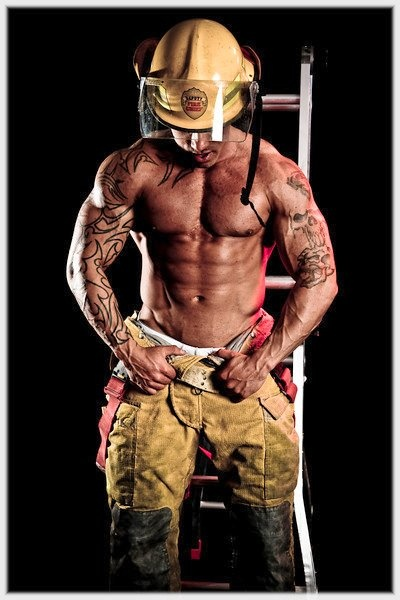 Sexy Firefighter