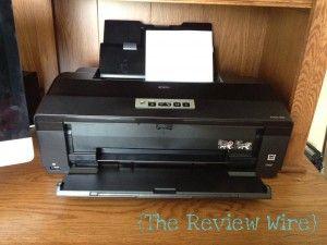 Epson Artisan 1430 Inkjet Printer Review