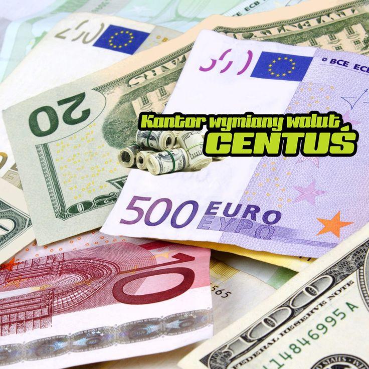 Kantor Centuś w Krakowie zaprasza do wymiany walut po zawsze korzystynych kursach! Najpopularniejsze waluty zawsze w atrakcyjnych cenach :)  http://www.kantorcentus.pl/  #kantorcentuś #kantor #wymianawalut #waluty #kantorkraków  #kurswalut #kurseuro #kursfunta