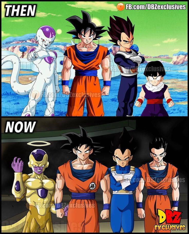 968 Best Images About Dragonball_Z_Super On Pinterest