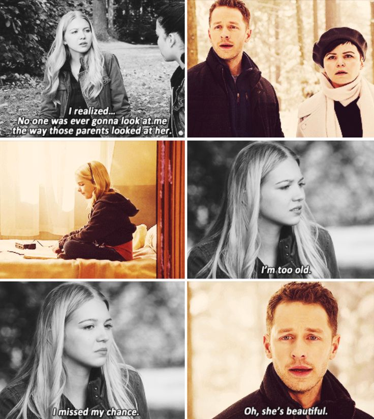 Unless this is in one of the newer episodes, I think this is an AU, where David and Mary Margaret adopted Emma.