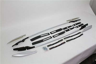 Top Roof Rail Side Rack for Nissan X-Trail Rogue 2014 Assembly Luggage Carrier