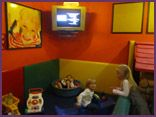 Kiddies Room at Bella Bellota - Grills, Pizza and Sushi situated in Paarl, Durbanville and Highstreet