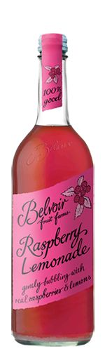 Belvoir - Raspberry Lemonade Pressé 75CL