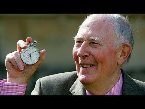 Sir Roger Bannister, first man to run a sub-four-minute mile, dies aged 88  Sir Roger Bannister has died age 88—he was the first man to run a mile in under four minutes.… READ MORE : http://www.euronews.com/2018/03/04/fi...