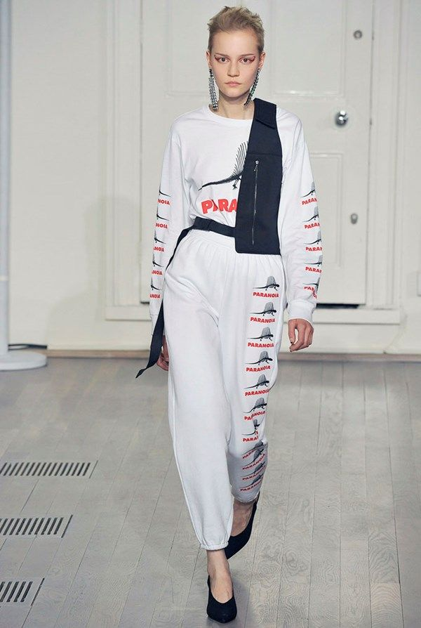 London Fashion Week - Ashley Williams