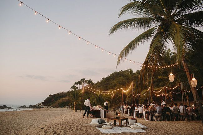 THIS WEDDING = all I want.  | Sayulita Mexico Wedding