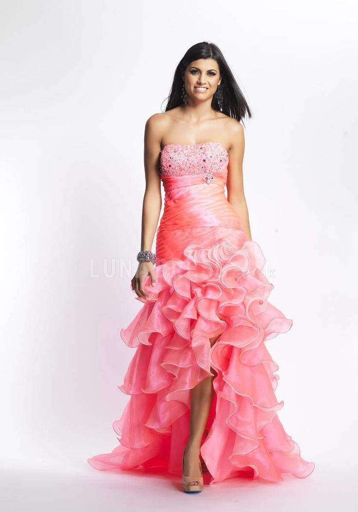 35 best Gorgeous Prom Dresses images on Pinterest | Party wear ...