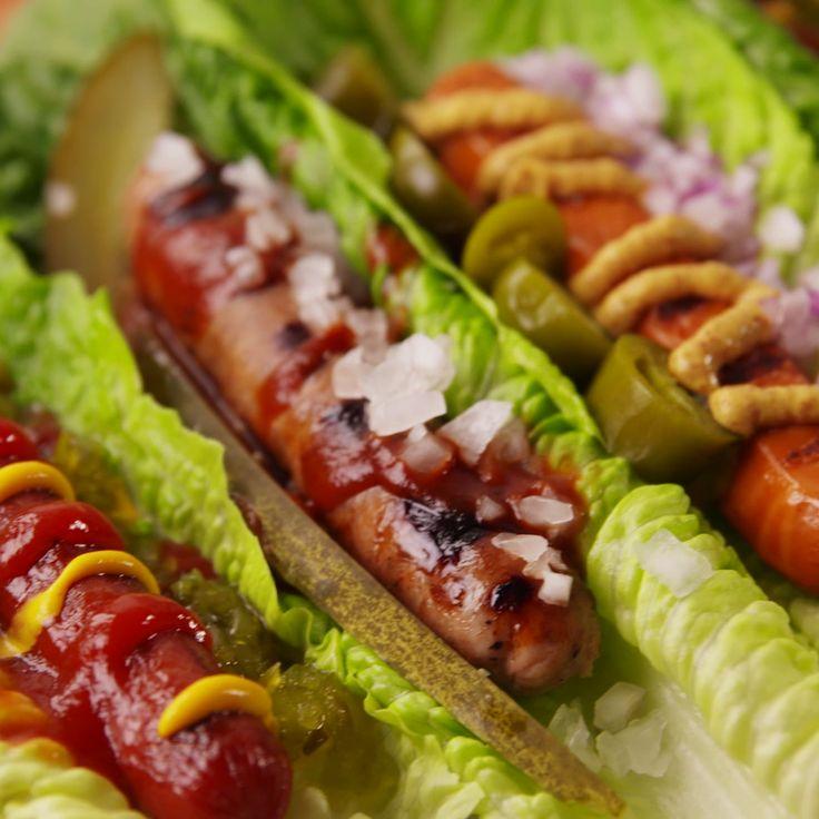 Hot Dog Keto