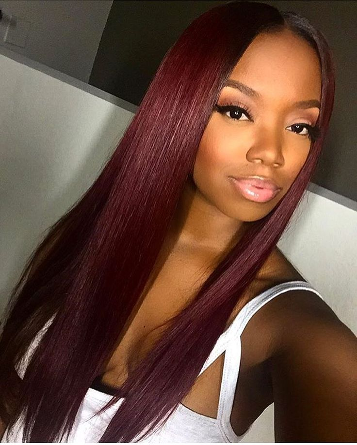 how to get burgundy purple hair