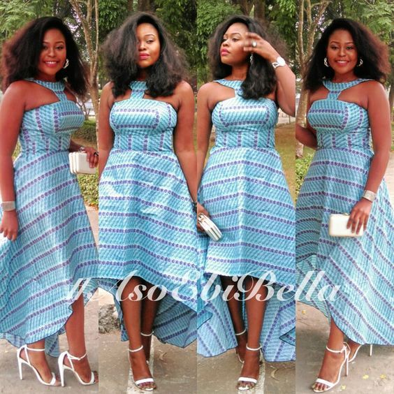 Top 10 Latest Ankara Styles  Dabonke