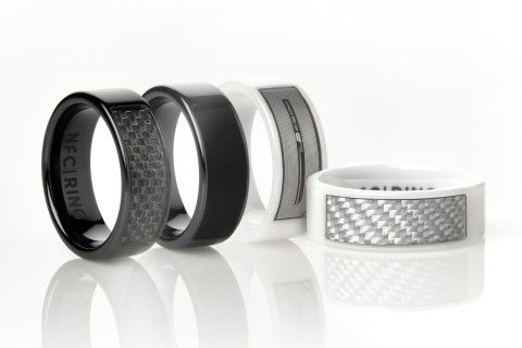 NFC Ring: here comes the smart ring