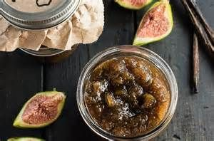 This vanilla fig jam recipe is easy to assemble and can be produced with either fresh or dried figs.