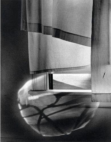 """Minor White """"Windowsill Daydreaming"""", Rochester, New York"""
