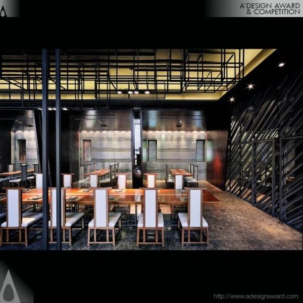 Restaurant Paris Design