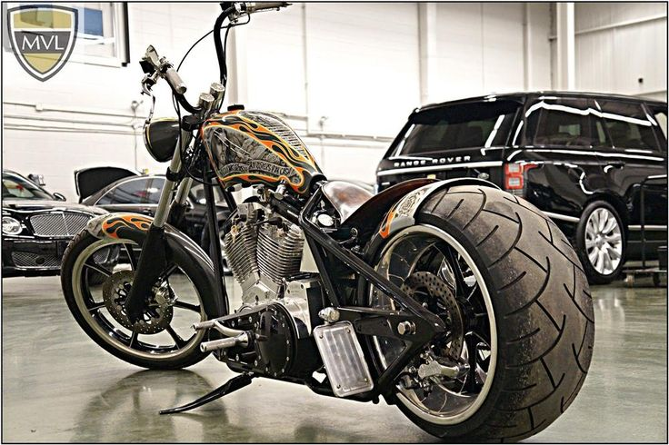 Grindhouse Dominator built by West Coast Choppers - WCC of U.S.A. - Image 30041
