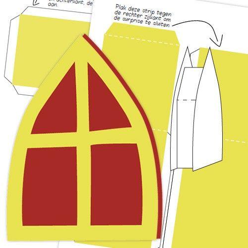 Sinterklaas surprise pakket: die knutsel je zo in elkaar!