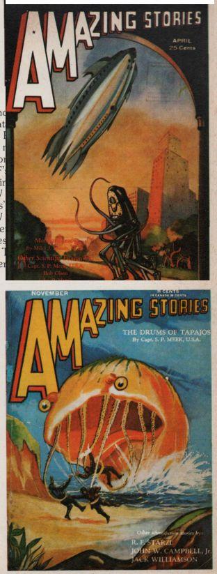 Capas de revistas anos 50