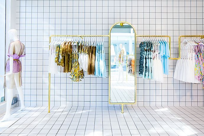 Store layout inspo