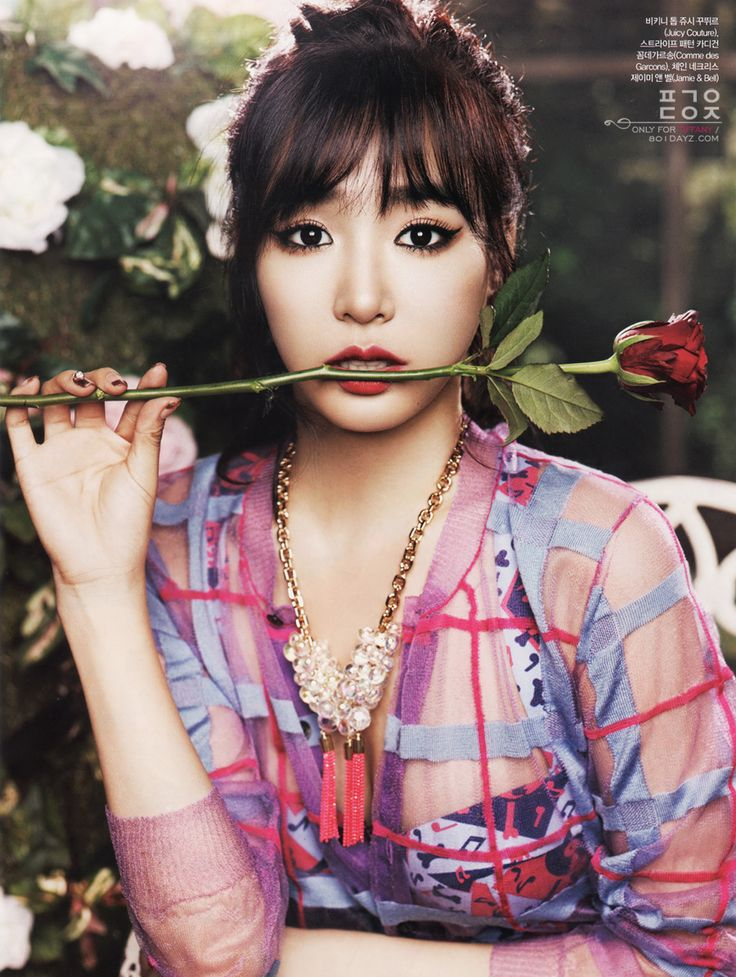 Tiffany ★ #SNSD #Kpop #Fashion