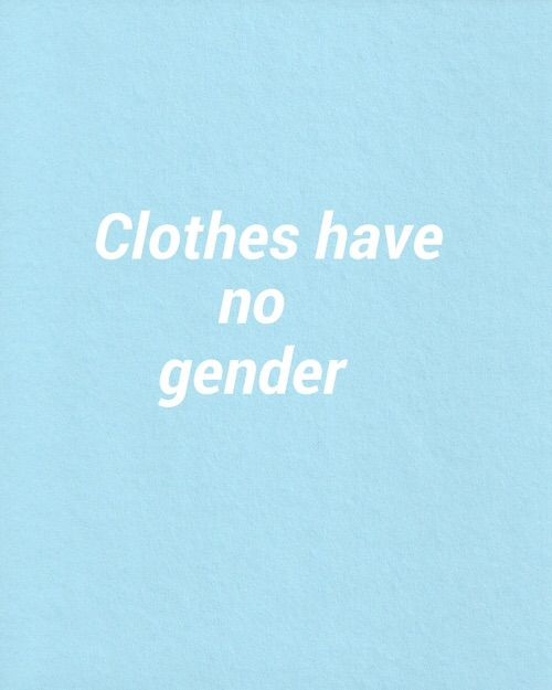 Clothes, smells, jobs, hobbies, hairstyles, makeup, or anything ever. <3