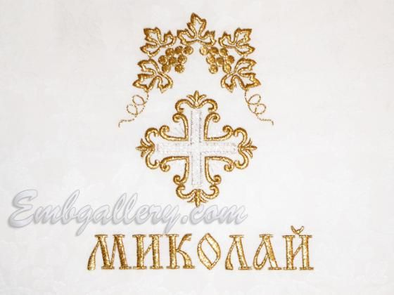 машинная вышивка хрест для крыжма бесплатные дизайны - Поиск в Google