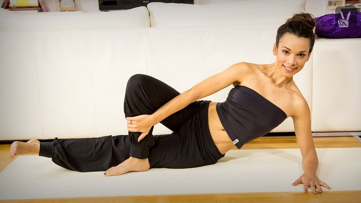 Pilates Inner Thighs: Das Workout für straffe Oberschenkel!