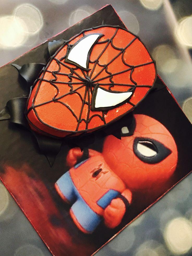Best 25 Spider Man Cakes Ideas On Pinterest Cake