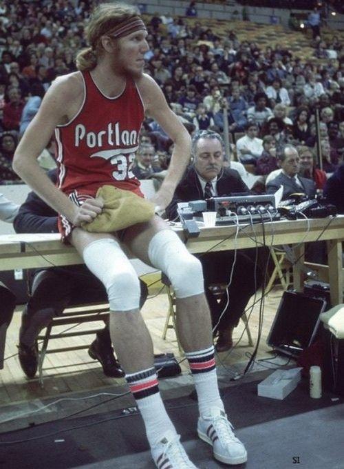 Bill Walton Portland Trail Blazers
