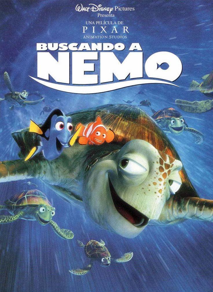 Buscando a Nemo - Finding Nemo                                                                                                                                                                                 Más