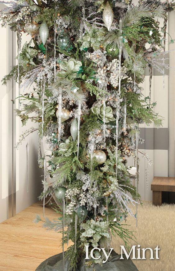 melrose designer christmas tree - Designer Christmas Trees