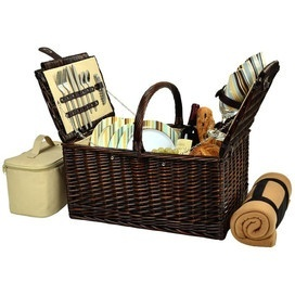 pinic basket a simpler one for the adult prize