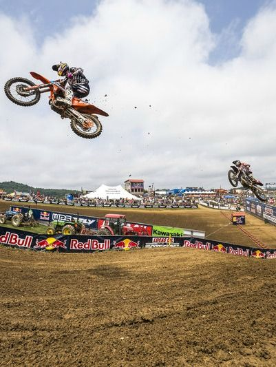 The Lucas Oil AMA Pro Motocross Nationals